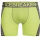 Icebreaker M's Anatomica Zone Boxers citron/metal